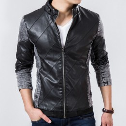 Áo jacket bò da AD02