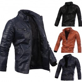 Áo khoác da  jacket phong cách AKD03