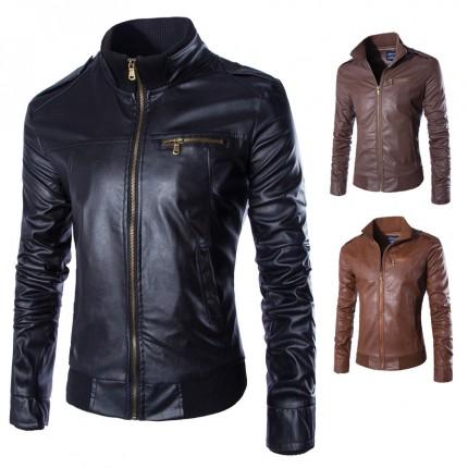 Áo khoác da jacket AKD05