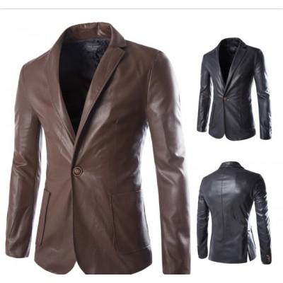 Áo khoác da phong cách châu Âu AKD06