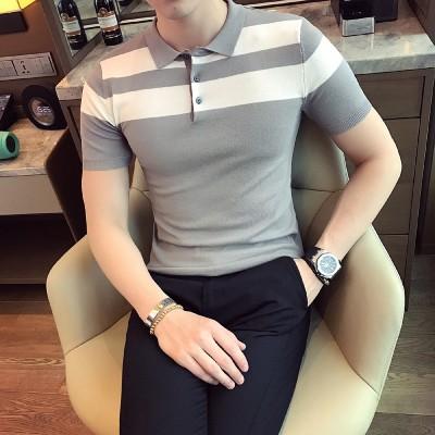 Áo thun dệt kim cao cấp SM015