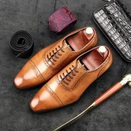 Giày da công sở cao cấp GD574