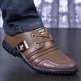 Giày thể thao da thật GD30