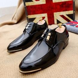 Giày da bóng cao cấp GD133