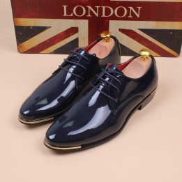 Giày da bóng cao cấp Anh GD136