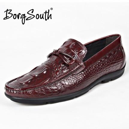 Giày da  cá sấu GD164