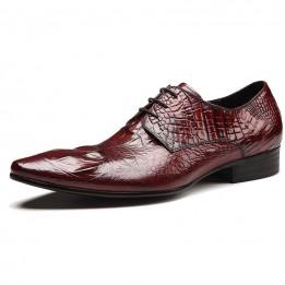 Giày doanh nhân cá sấu GD165