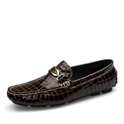 Giày cá sấu cao cấp GD169