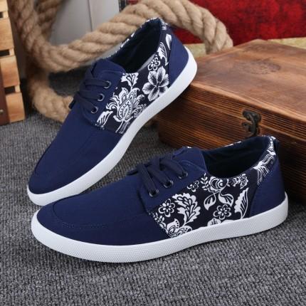 Giày lười vải GD185