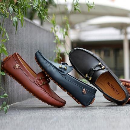 Giày lười Peas cao cấp GD197
