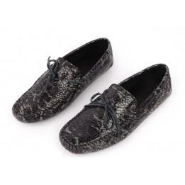 Giày da bò vân trăn cao cấp GD224
