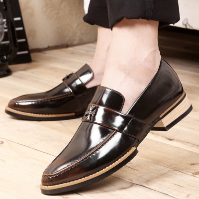 Giày da thời trang Hàn Quốc GD229