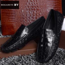 Giày da Peas châu Âu cao cấp quý ông GD280