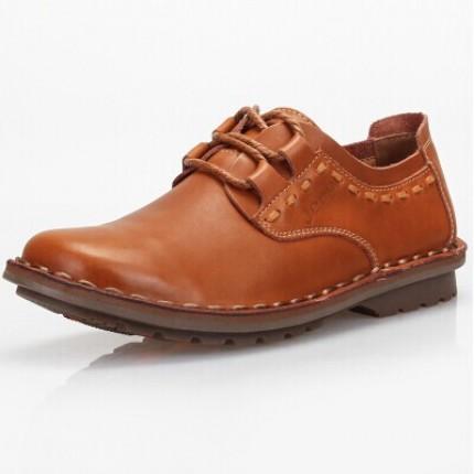 Giày lười Peas Hàn Quốc da bò phong cách GD288