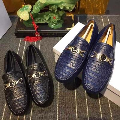 Giày lười da thật Peas phong cách quý ông GD330
