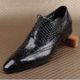 Giày da nam công sở quý ông cao cấp GD416