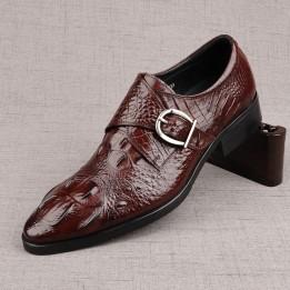 Giày cá sấu công sở cao cấp GD427