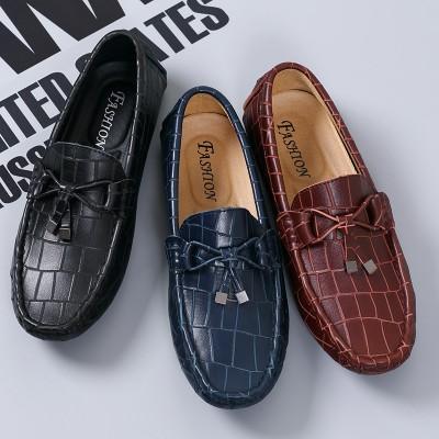 Giày lười nam da bò cao cấp GD433