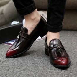 Giày lười phong cách Anh GD435