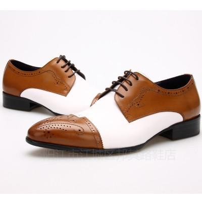 Giày da Bullock phong cách anh GD472