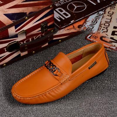 Giày lười da bò cao cấp GD561