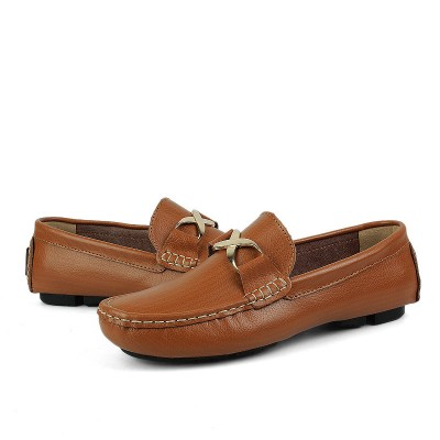 Giày lười da bò cao cấp GD565