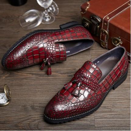 Giày da công sở GD93