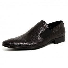 Giày quý ông kinh doanh vân trăn GD253