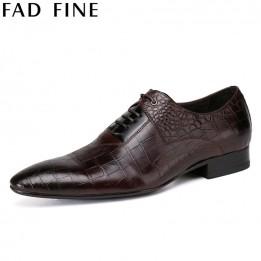 Giày quý ông kinh doanh phiên bản châu Âu GD254