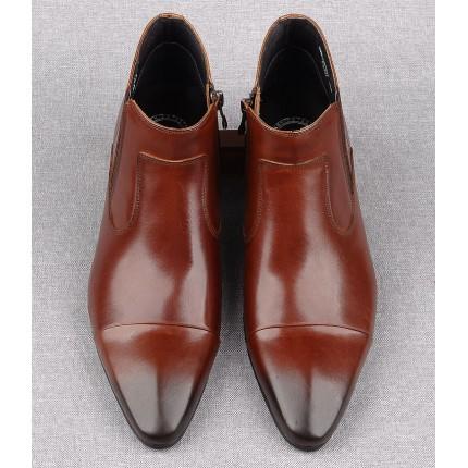 Boot cao cổ GD456 phong cách Anh mạnh mẽ cá tính