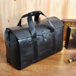 Túi xách du lịch nam da bò quý ông TD69