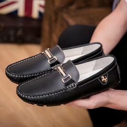 Giày lười da bò cao cấp GD580