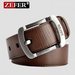Thắt lưng da bò ZEFER TL01